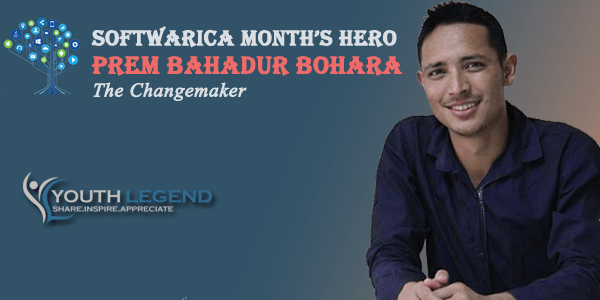 Prem Bahadur Bohora-Samunnat Karnali-Nepalese Youth, Months Hero