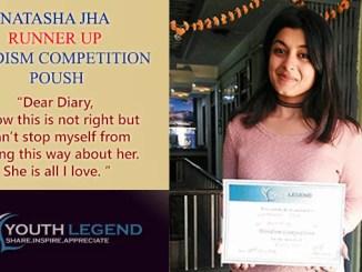 Dear Diary, Natasha Jha