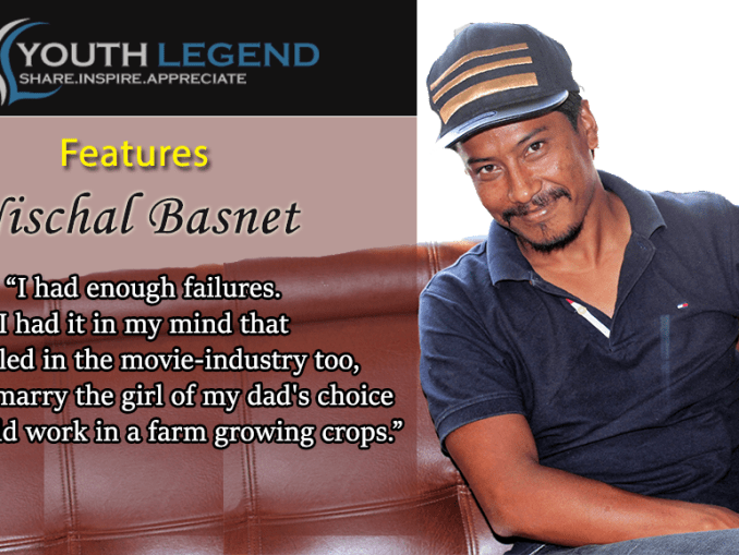 Nischal Basnet, Director of Loot Movie