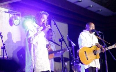Concert Dadah et Fafah au Carlton