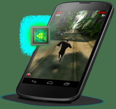 Nexus 4 - jogos