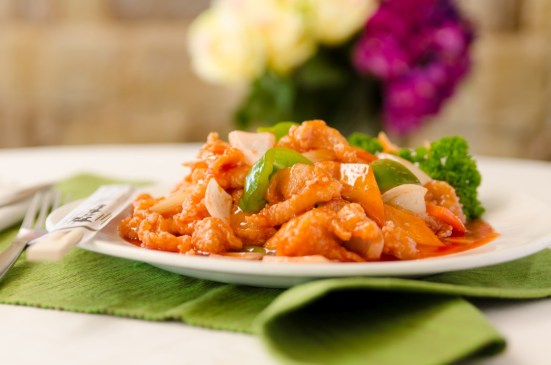 Yo Eastern Fusion Sweet And Sour Chicken