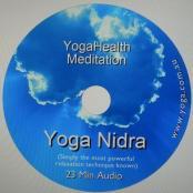 Yoga Nidra deep relaxation
