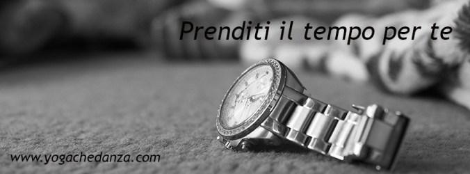 Prendi tempo per te