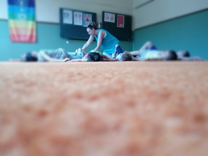 Yoga educativo bambini montorso