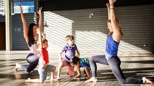 yoga family 7