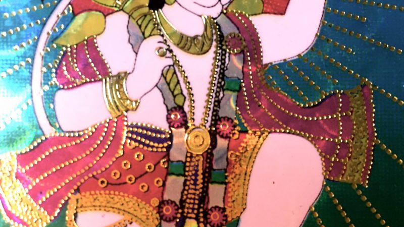 Hanuman Chalisa App auf Yoga Blog Yogarocks