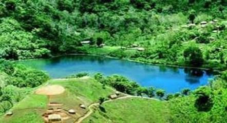 Boga Lake Ruma Banderban Chittagong