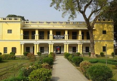 Rabindranath Sirajganj Shahjadpur Kuthibari