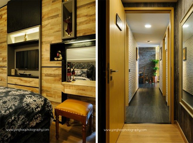 yonghao photography, yonghao, blossom residences, lookbox living, 2015, singapore, interior, interior photography, living gaia, penthouse, french rustic