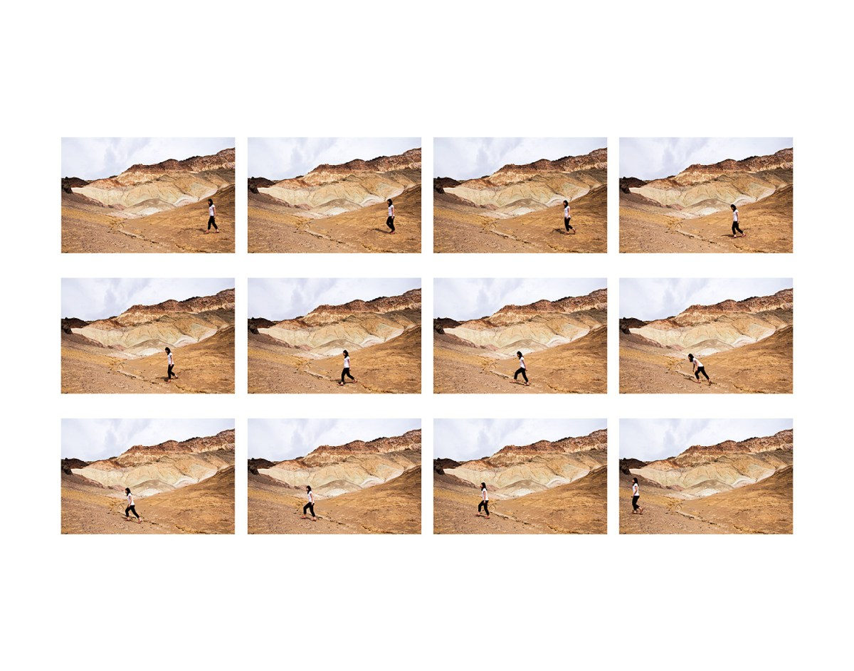 Desert Walks in Artist's Palette
