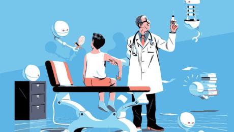 의사는 무엇으로 살아가는가