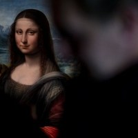 'Mona Lisa' copy done hand in hand with da Vinci