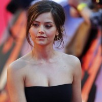 Doctor Who's New Companion, Jenna Louise-Coleman Nearly Sufferes Wardrobe Malfunction