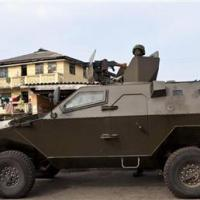 Nigeria forces say kill 16 Islamists in fire fight