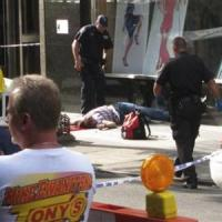 Two dead, 9 wounded in gunfire near NY's Empire State Building