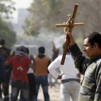 Egypt call for calm after deadly Christian-Muslim clashes