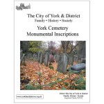 NEW ******  York Cemetery CD