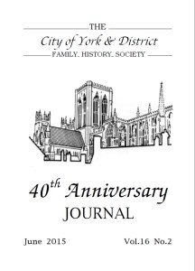 June 2015 Volume 16, No.2.