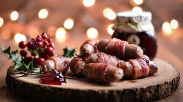 National Pigs in Blankets Day