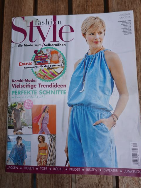 Fashion Style - die Mode zum Selbernaehen