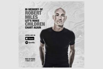 Robert Miles Number One Children