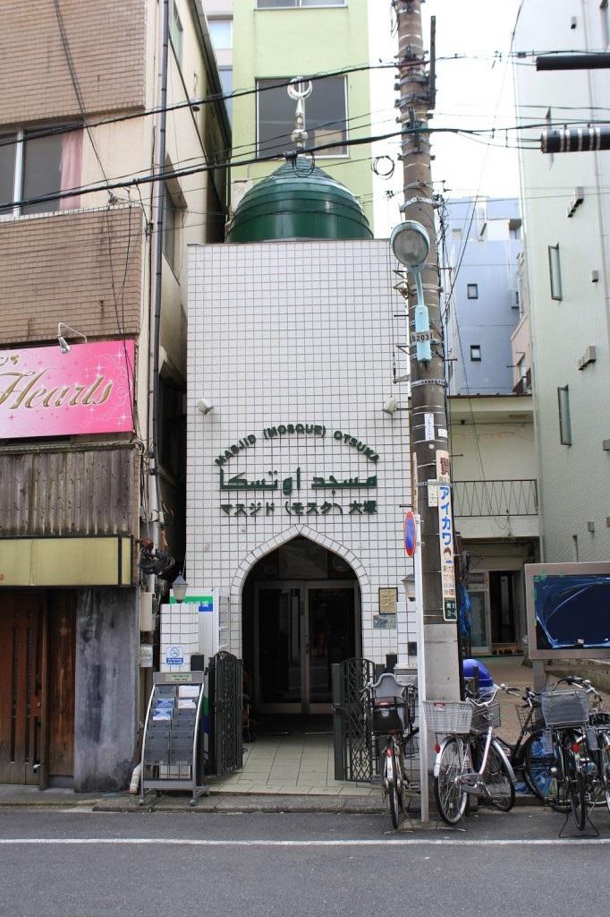 mosque-tokyo