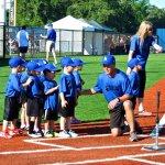 Baseball Day, 2016, Play Ball!