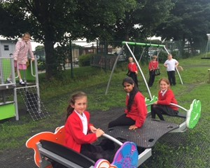Rastrick Parks and Play Areas
