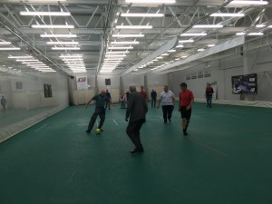 Walking football YCCC