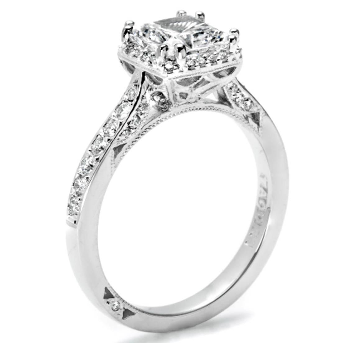 win this stunning platinum tacori engagement ring tacori wedding band tacori2