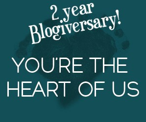 Two Years and an Announcement…Also, a Giveaway!