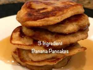 Your Family RD's Tuesday Tip- Banana Pancakes