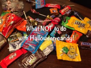 Your Family RD's Tuesday Tip- Halloween Candy