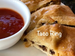Your Family RD's Tuesday Tip- Taco Ring!