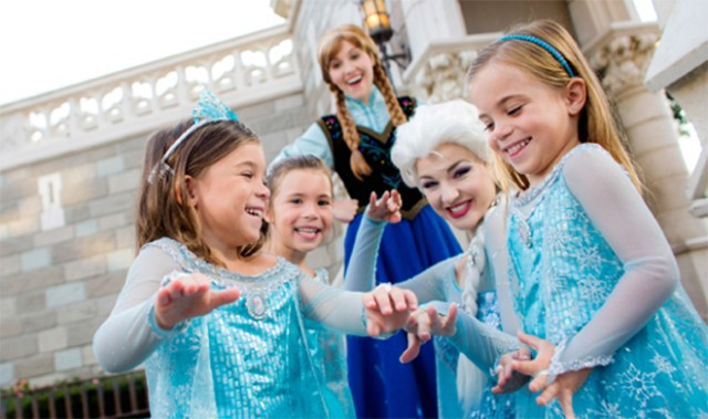 Save with a Kid-Size Walt Disney World Vacation Package