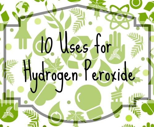 Medium Of Ear Infection Hydrogen Peroxide