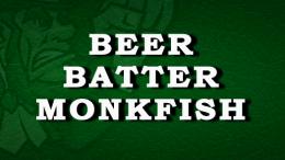 Beer Batter Monkfish Recipe