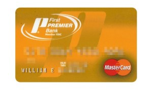 first-premier-bank-credit-card