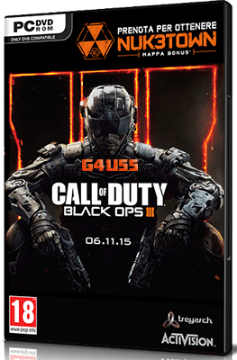 [PC] Call of Duty: Black Ops III (2015) - ENG
