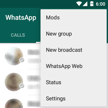 WAP Android