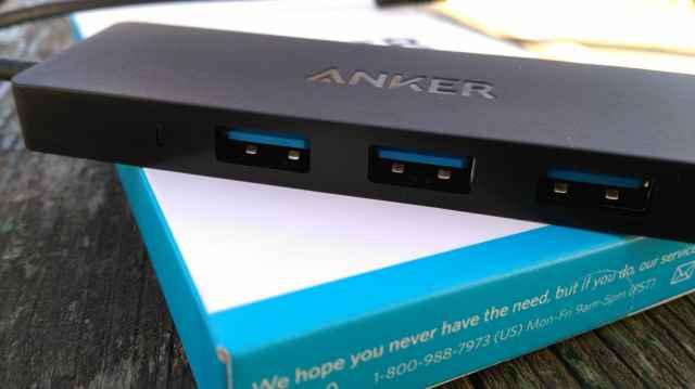 Anker Hub USB 3.0 (2)