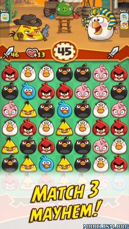 Trucchi Angry Birds Fight! APK Android