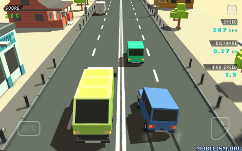 Trucchi Blocky Traffic Racer Android | Soldi infiniti