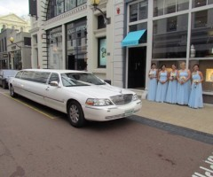 wedding cars ocean reef