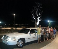 Surprise 70th Birthday Limo Hire