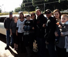 Lincoln Limo – 30th Birthday Surprise