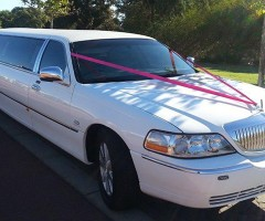 Surprise 30th Birthday Limo Hire