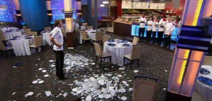 Hell's Kitchen Ep. 7 Recap: 12 Chefs Compete