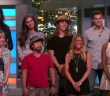 The first 8 houseguests enter the BB17 house